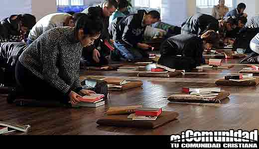 Other Christian 60 arrested from the clandestine Early Rain Covenant church in China where 100 were already in detention