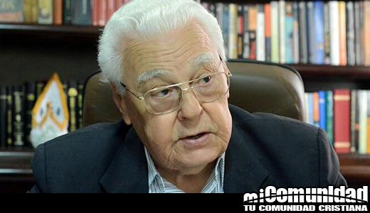 pastor Sebastião Rodrigues de Souza