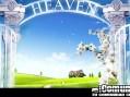 O céu / céu estará aqui na terra?