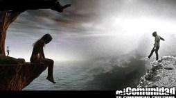 ¿Qué significa que un abismo llama a otro (Salmo 42: 7)?