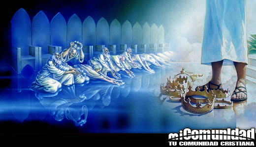 ¿Quiénes son los veinticuatro ancianos en Apocalipsis?