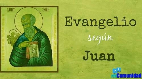 Estudio Nuevo Testamento: Evangelio de Juan
