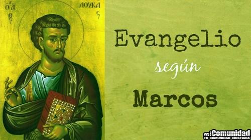 Estudio Del Nuevo Testamento: Evangelio de Marcos