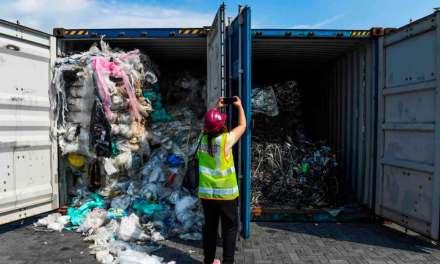Ecuador sera destino de la basura plástica de Estados Unidos, según publica el medio The Guardian.