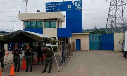 Nuevo enfrentamiento al interior del centro de privación de libertad regional Guayaquil.