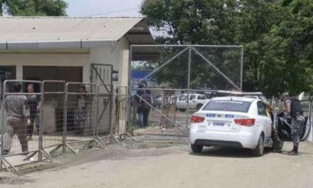 Balacera en la Penitenciaria del Litoral en Guayaquil. Video