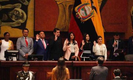 Consejo de Participación Ciudadana y Control Social(Cpccs) fue posesionado.