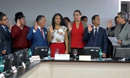 Prefectos y prefectas eligieron al nuevo presidente del CONGOPE