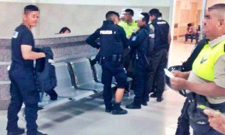 Violencia en cárcel El Rodeo, 37 policias heridos.
