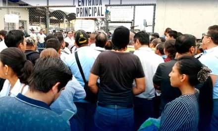 518 trabajadores despedidos por la Prefectura de #Guayas