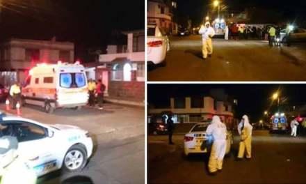 Sicarios matan a Concejal en Riobamba.
