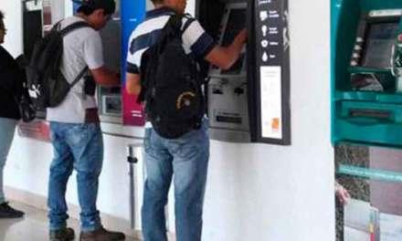 Uso de cajeros automáticos no costará $0,45 ctvs. Se mantiene en «$0,00» según Junta Monetaria.