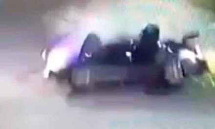 Trágico accidente de tránsito en Machala. Video