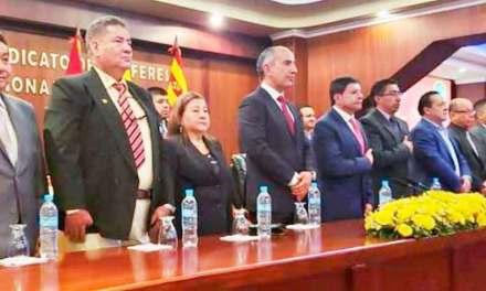 FEDOTAXIS rompe dialogo con Gobierno, solicitara revocatoria de mandato del Presidente de la República.