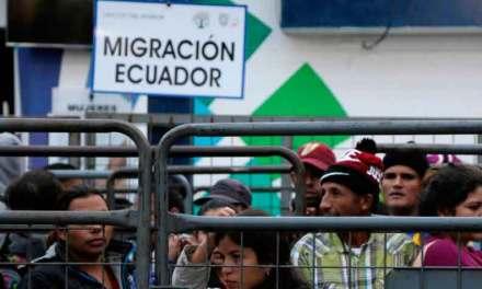 Inicia proceso de registro de venezolanos en Ecuador