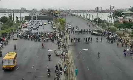 Cierran paso vehicular entre Durán y Guayaquil, así está el tránsito este 9 de octubre