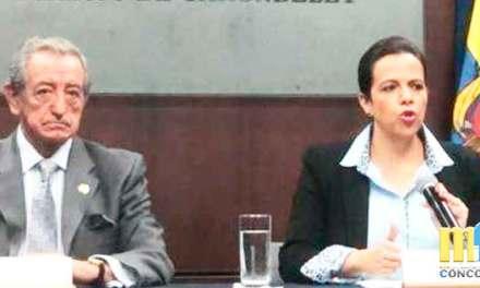 Vargas insiste en la separación de Romo y Jarrín #MinistrosVagos