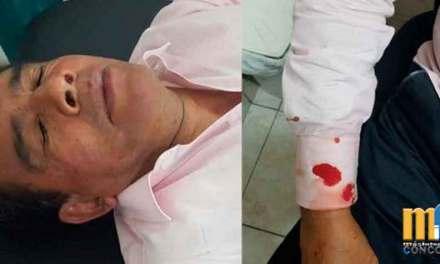 Agreden a director técnico del hospital Teodoro Maldonado tras denunciar corrupción.