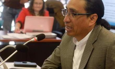 Virgilio Hernández rinde versión en Fiscalía por supuesta rebelión