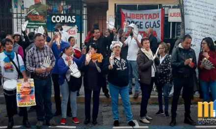 Vigilia por Jorge Glas exige a Secretaría de DD.HH. cumplimiento de medidas cautelares de la CIDH