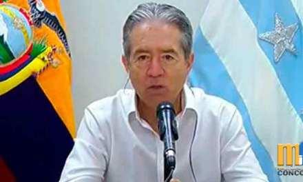 """""""Tengo conocimiento que hay influencias de asambleístas para la gestión hospitalaria"""": Ministro de Salud"""
