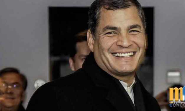 INTERPOL confirma persecución en contra de expresidente ecuatoriano