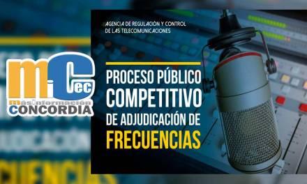 70% de postulantes del Concurso de Frecuencias de Radio cumplió con requisitos para recibir su título habilitante