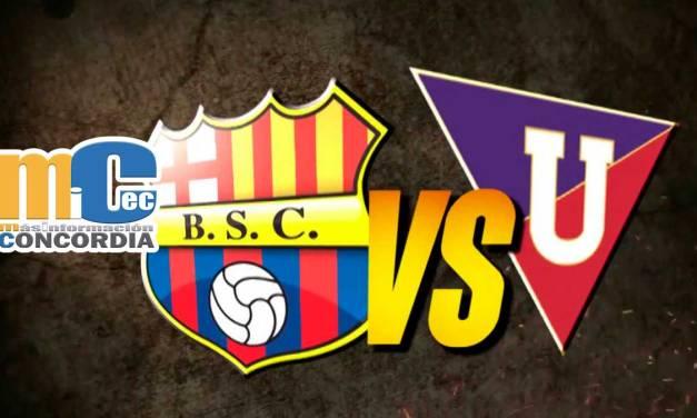 BSC y LDUQ van a la final por el campeonato de la Liga Pro EC 2020