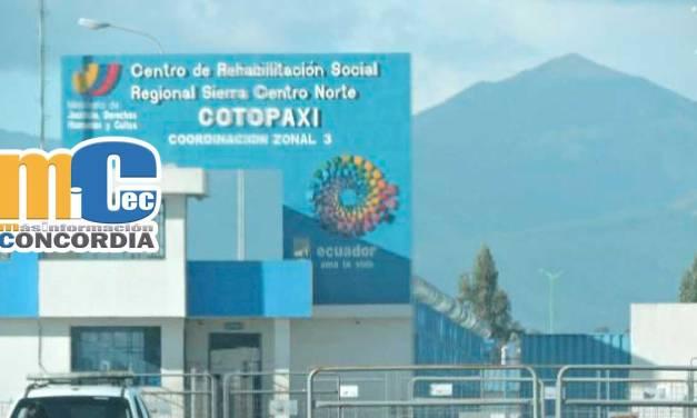 5 Reos muertos en cárcel de Cotopaxi