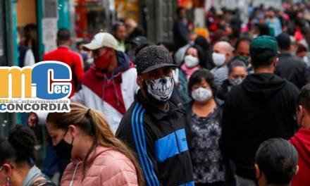 Ecuador no reporta fallecidos, pero los casos se siguen incrementando.
