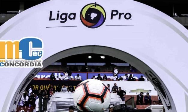 Definidos los horarios y árbitros para la fecha 14 de la LigaPro.
