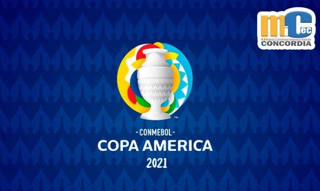CANALES OFICIALES COPA AMÉRICA BRASIL 2021