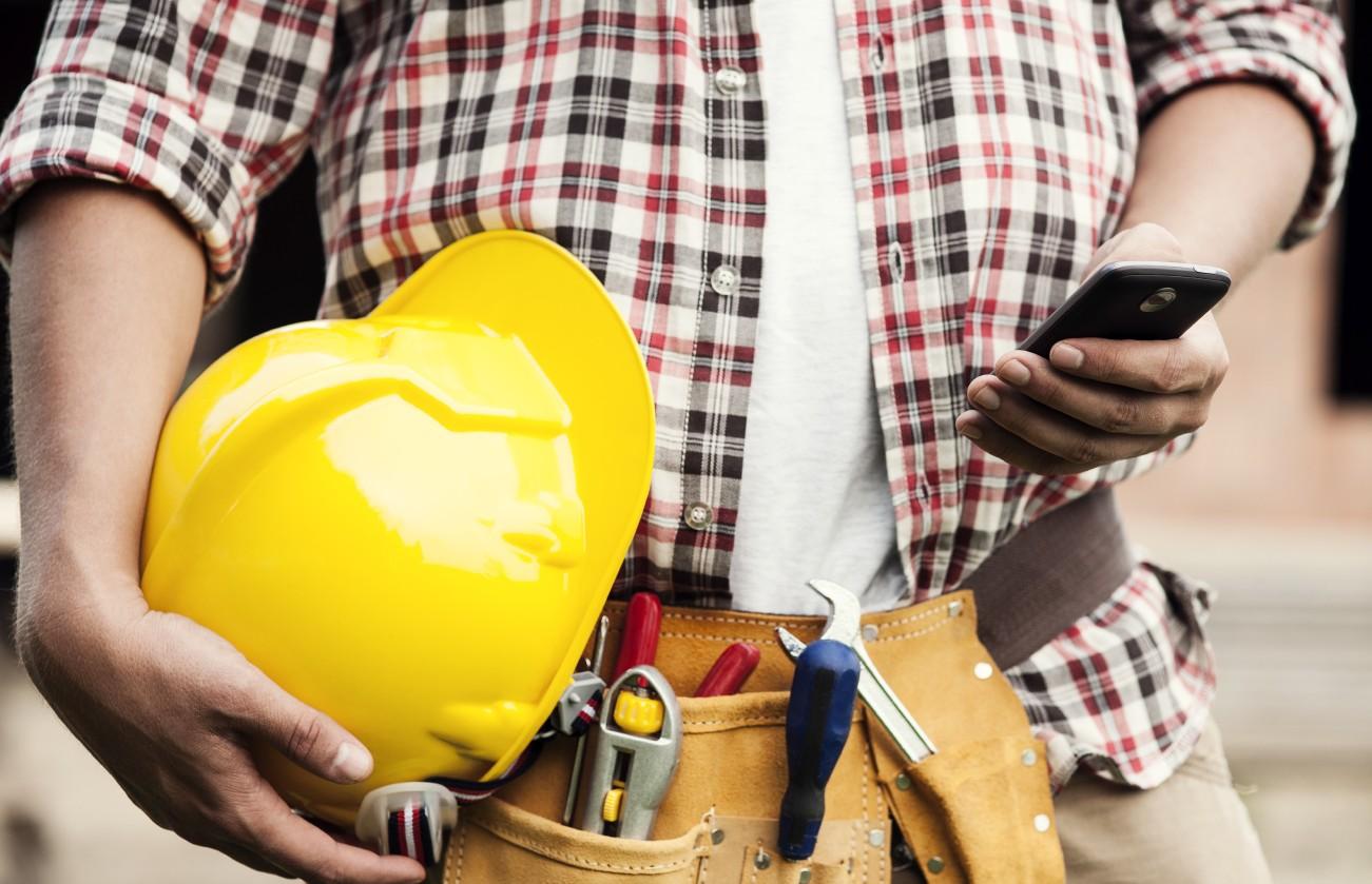 Aplicaciones mviles para profesionales de la construccin