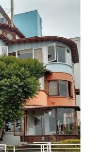 Casa de Pablo Neruda en Valparaíso, Chile