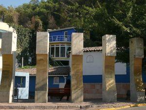 Casa La Chascona Pablo Neruda