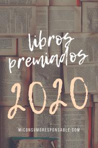 libros premiados 2020