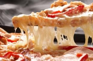 Mozarella Pizza
