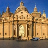 Zaragoza: Catedral-Basílica de Nuestra Señora del Pilar