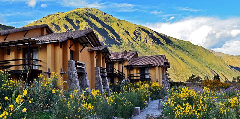 Valle Sagrado: Hotel Inkallpa