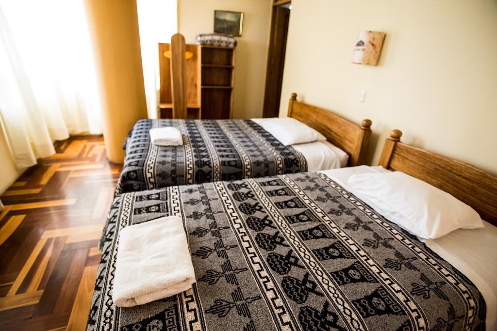 Cuzco: Hostal Atlantis [Pet Friendly]