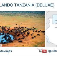 SOBREVOLANDO TANZANIA (Deluxe)