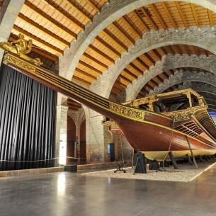 Museo de Historia Marítima de Barcelona