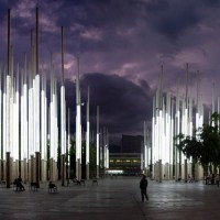 Medellín: Parque de las Luces y Biblioteca EPM
