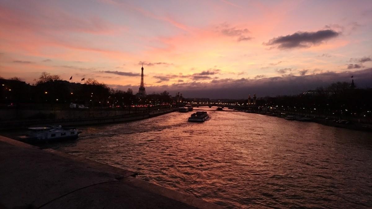 París: Puente de la Concordia