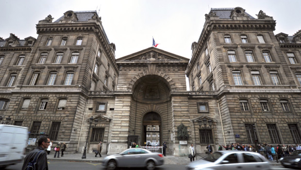 París: Prefectura de la Policía