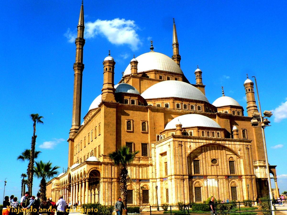 Egipto: Ciudadela de Saladino (El Cairo)