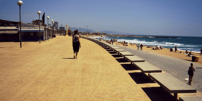 Barcelona: Platja Bogatell