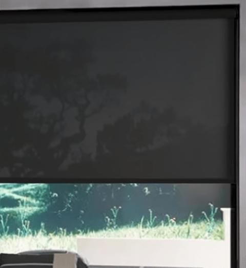 Persiana Enrollable Screen Tradicional 5 Madera