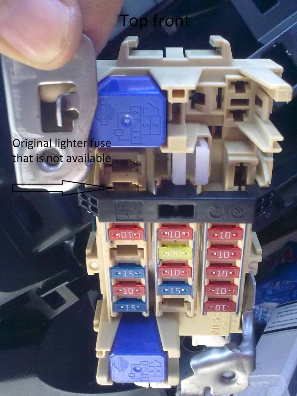 medium resolution of nissan micra k12 fuse box guide 31 wiring diagram images nissan micra k11 2002 nissan micra review