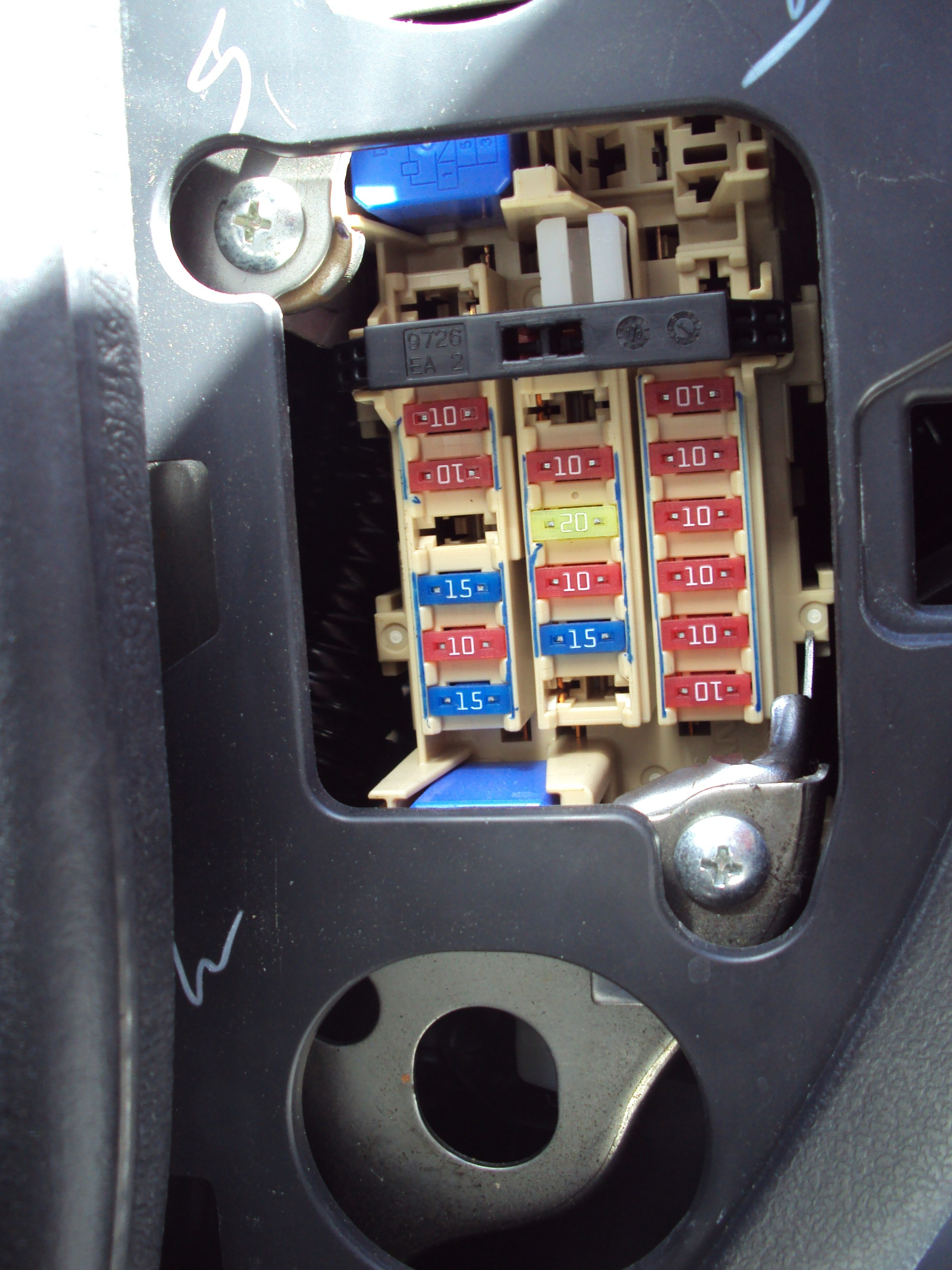 hight resolution of guide to find all the fuses interior fuse box and engine bay fuse fuse box nissan micra 2015 fuse box nissan micra 2015